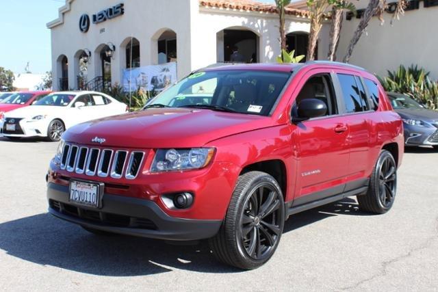 2014 Jeep Compass Sport image