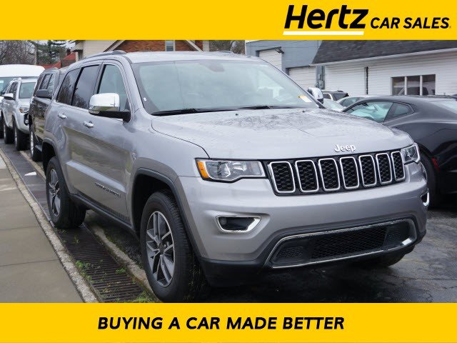 2019 Jeep Grand Cherokee 4WD Limited image
