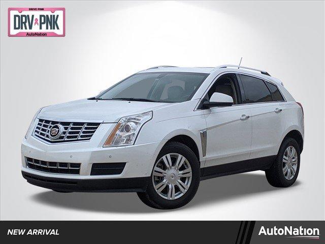 2014 Cadillac SRX FWD Luxury image