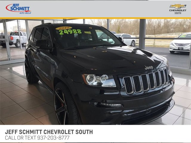 2012 Jeep Grand Cherokee 4WD SRT8 image