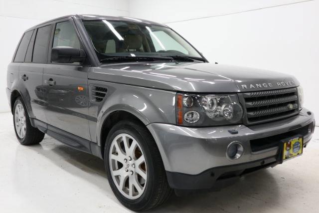 2008 Land Rover Range Rover Sport HSE image