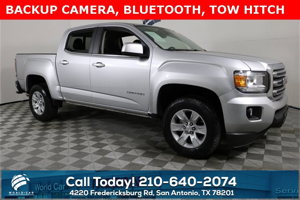 2016 GMC Canyon SLE image
