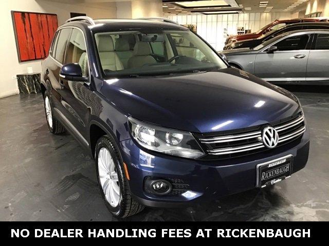 2012 Volkswagen Tiguan SEL image