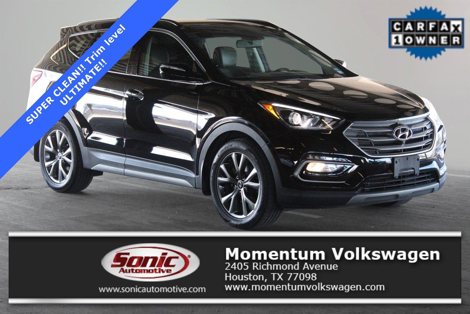 2018 Hyundai Santa Fe AWD Sport 2.0T image
