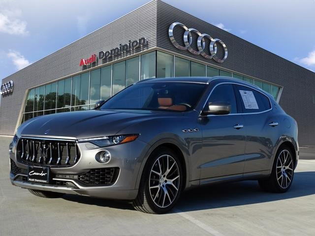 2017 Maserati Levante S w/ Luxury Package image