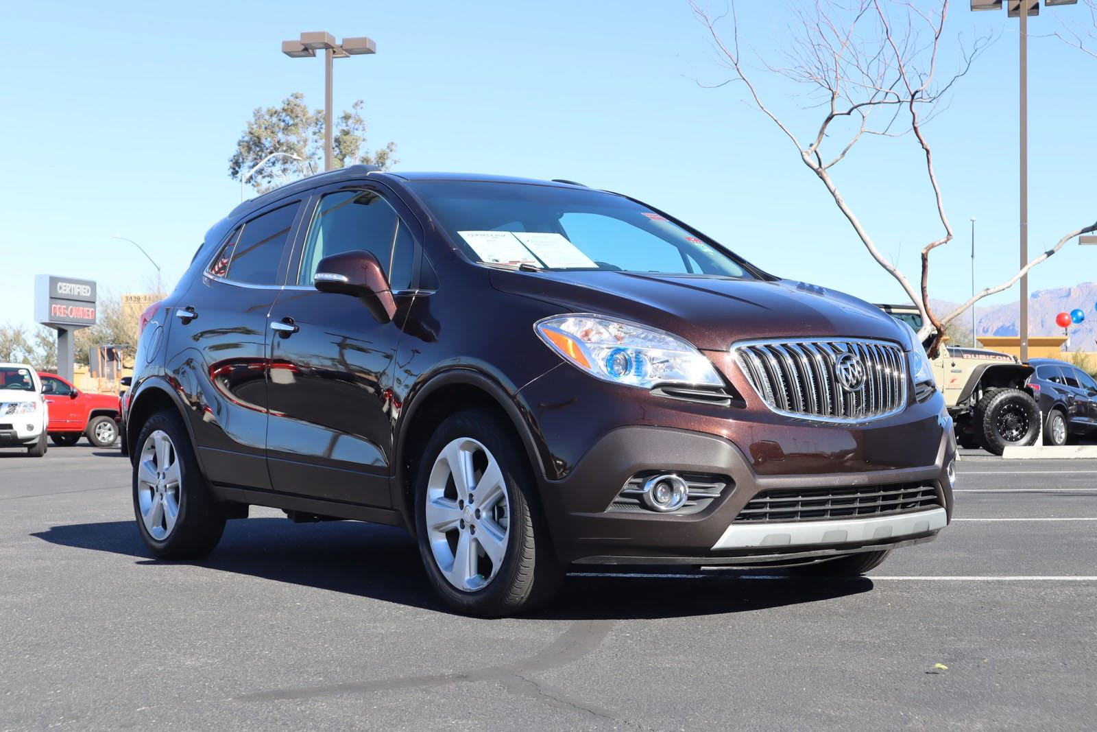 2015 Buick Encore FWD Convenience image