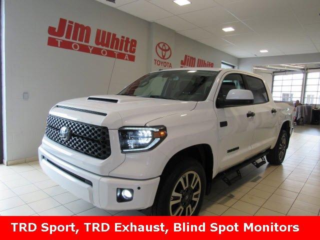 2019 Toyota Tundra SR5 image