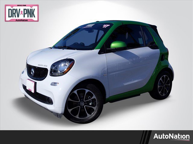 2017 smart fortwo electric drive Cabriolet image