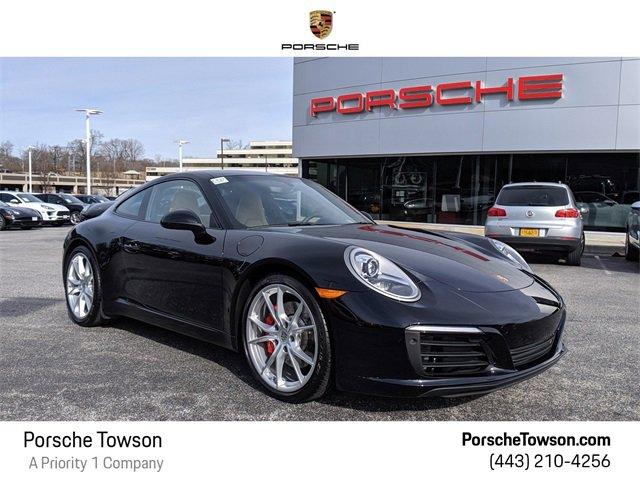 2018 Porsche 911 Carrera S image