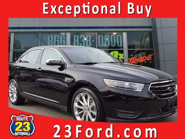 2017 Ford Taurus Limited AWD image