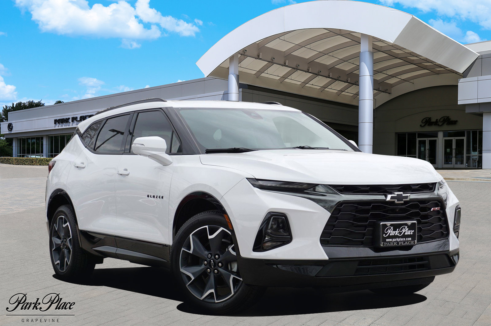 2019 Chevrolet Blazer FWD RS image