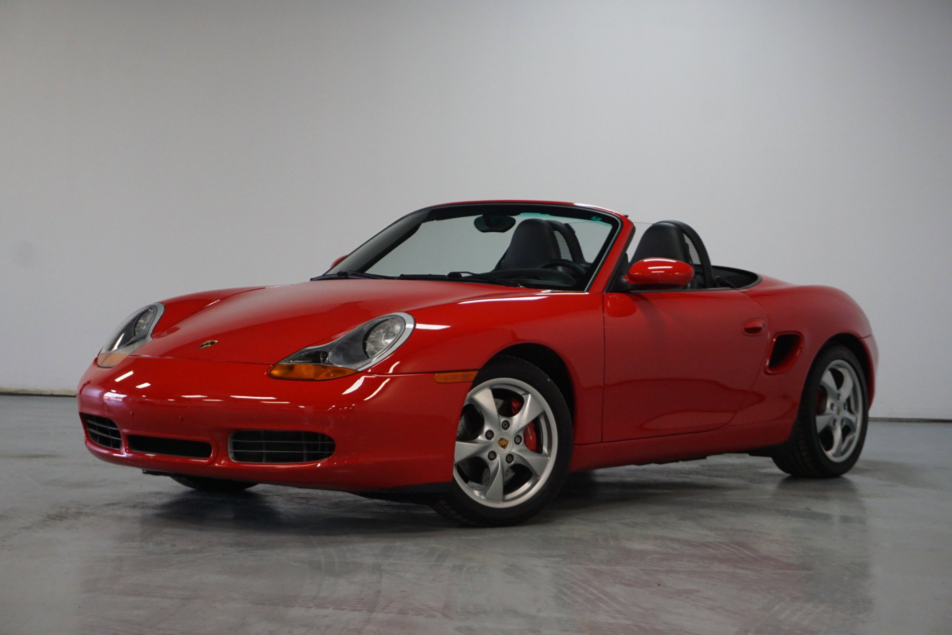 2001 Porsche Boxster S image