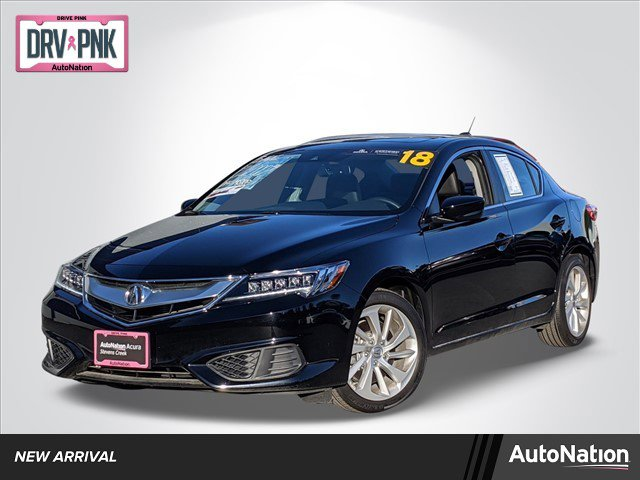 2018 Acura ILX w/ Technology Plus Package image