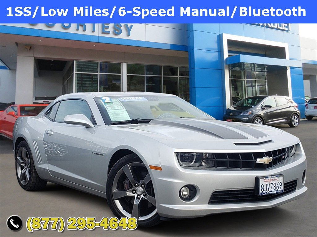2012 Chevrolet Camaro SS Coupe w/ RS Package image