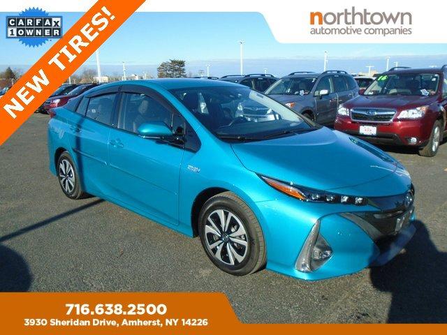 2017 Toyota Prius Prime Advanced image