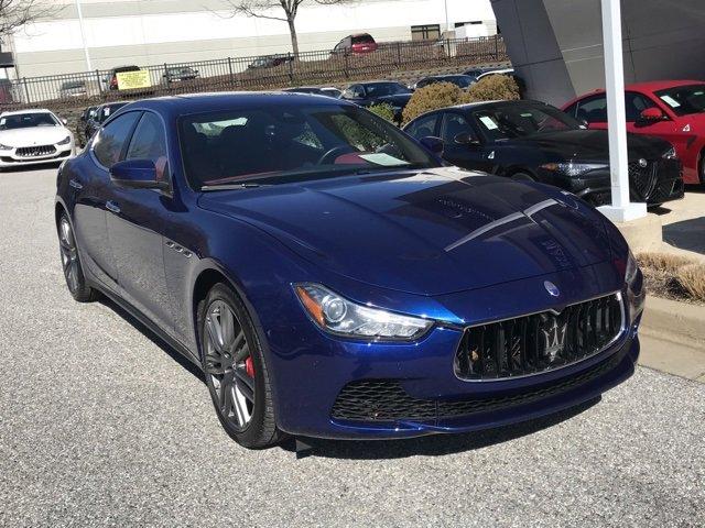 2017 Maserati Ghibli S Q4 w/ Sport Package image
