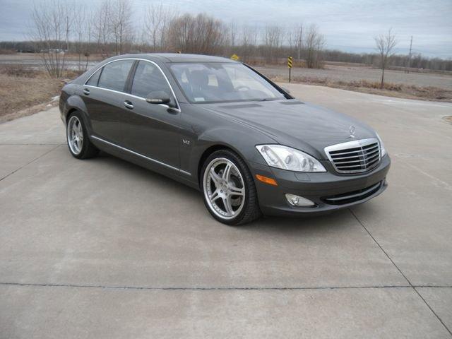 Mercedes-Benz S 600 Under 500 Dollars Down