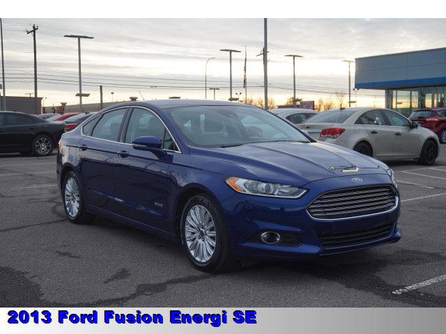 2013 Ford Fusion Energi SE image