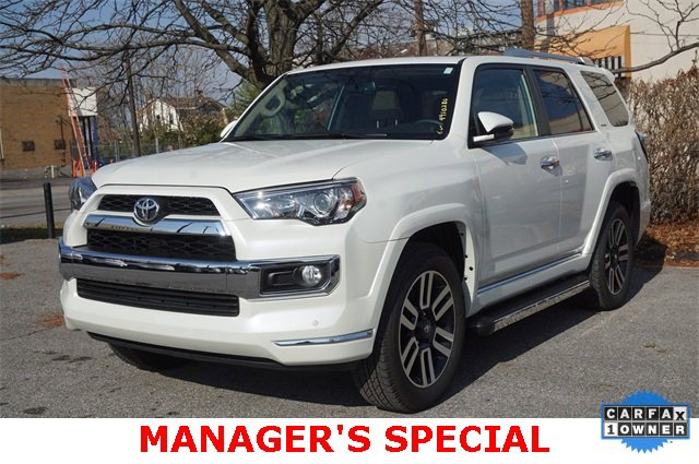 2019 Toyota 4Runner Limited image