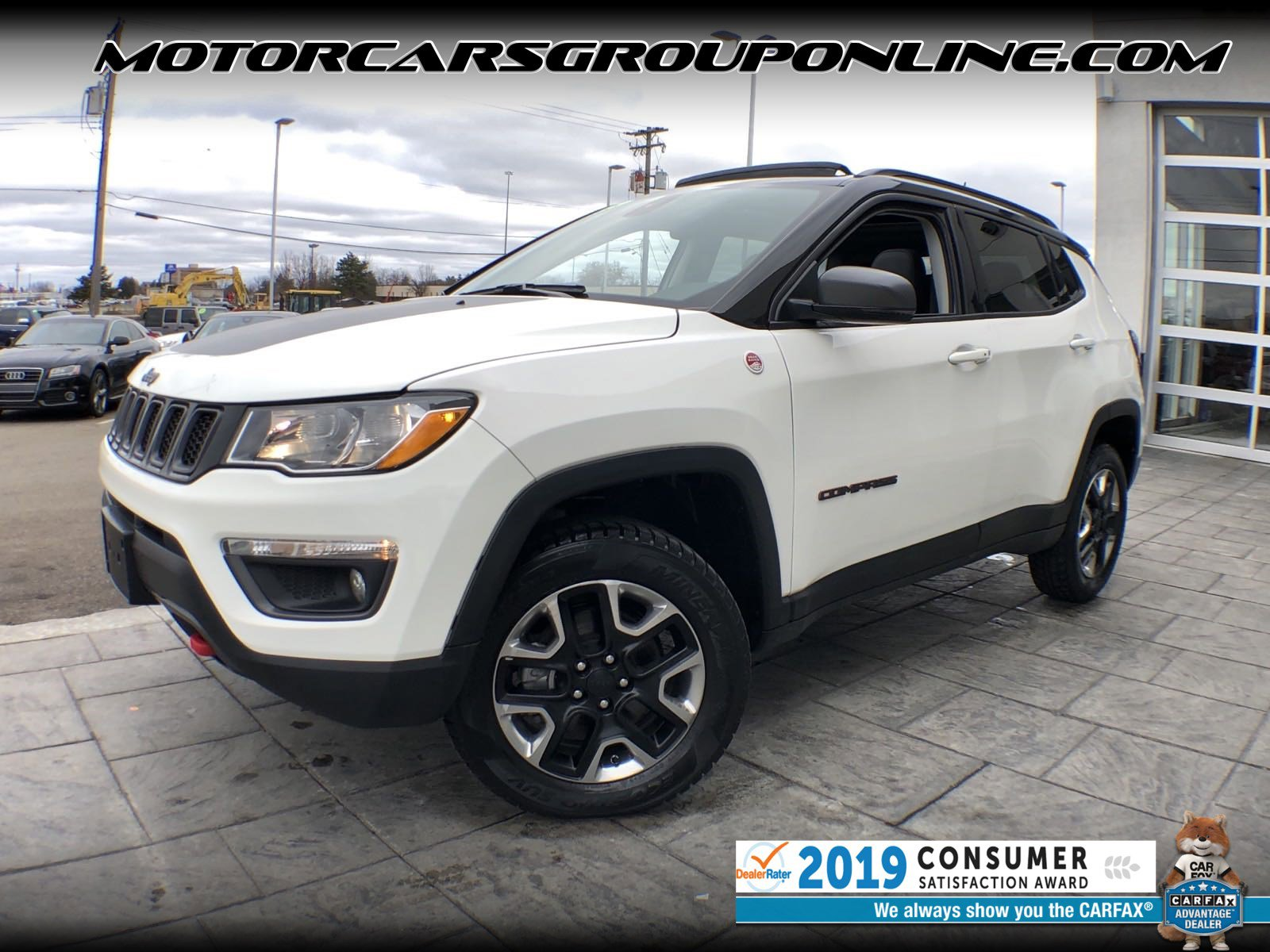2018 Jeep Compass 4WD Trailhawk image