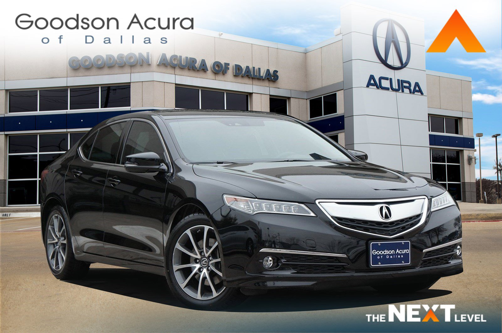 2015 Acura TLX V6 w/ Advance Package image