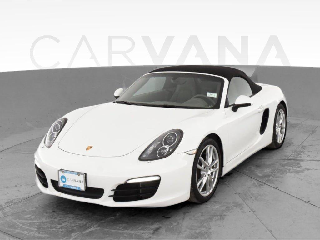 2016 Porsche Boxster  image