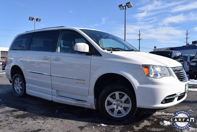 2011 Chrysler Town & Country Touring image