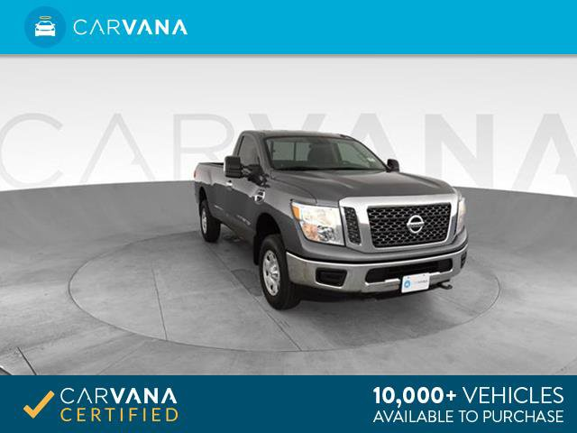 2017 Nissan Titan XD 4x4 Single Cab image