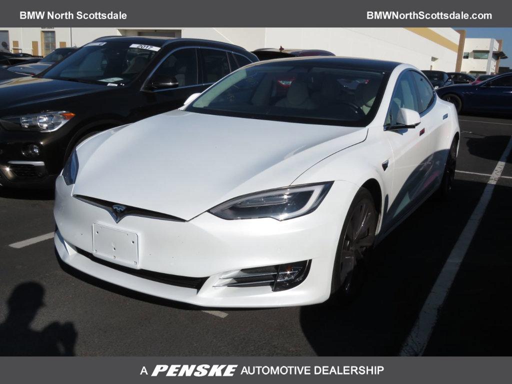 2018 Tesla Model S AWD image