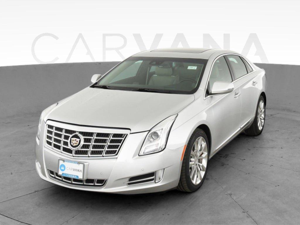 2015 Cadillac XTS Premium AWD image
