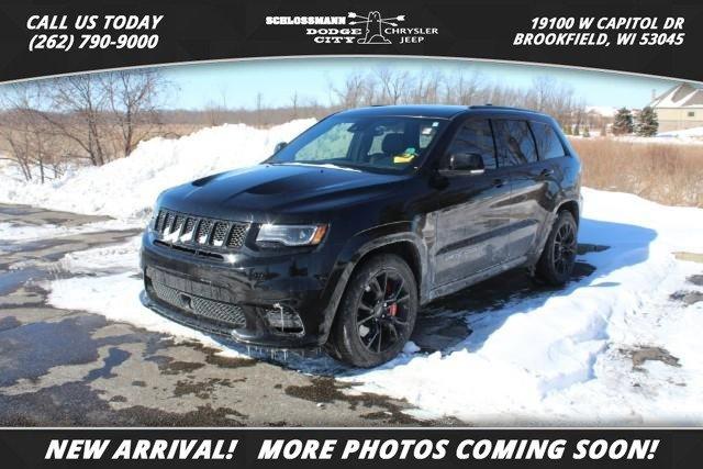 2017 Jeep Grand Cherokee 4WD SRT image
