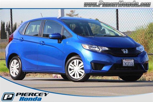 2017 Honda Fit LX image