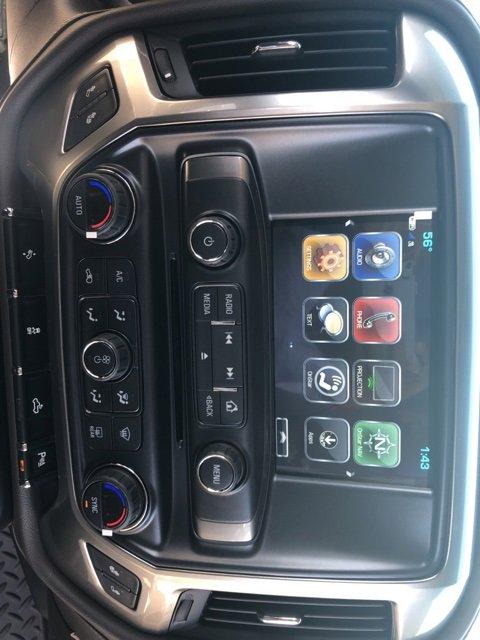 2018 Chevrolet Silverado 1500 LTZ image