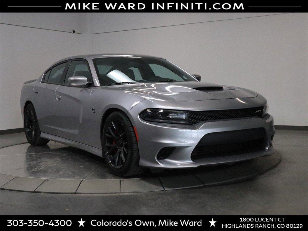 2015 Dodge Charger SRT Hellcat image
