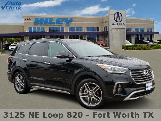 2017 Hyundai Santa Fe Limited w/ Ultimate Package image