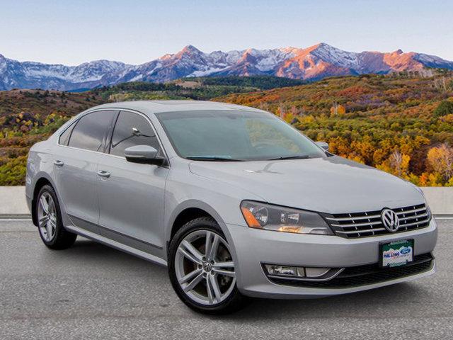 2015 Volkswagen Passat TDI SEL Premium image