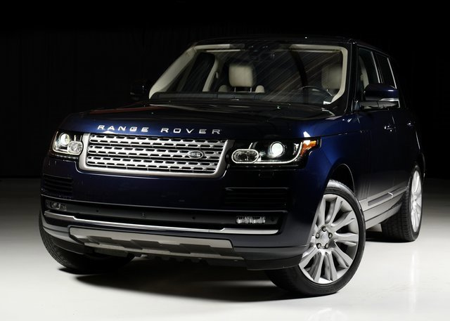 2017 Land Rover Range Rover Supercharged image