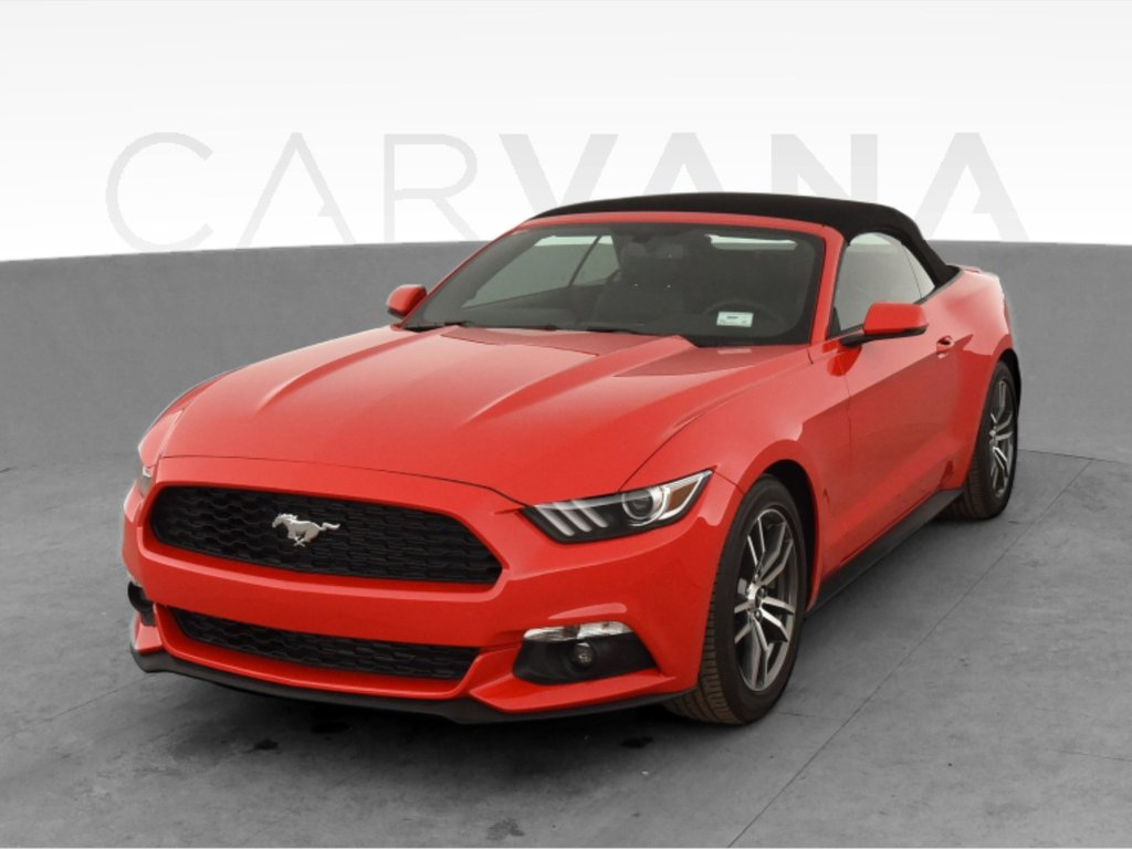 2015 Ford Mustang Convertible image