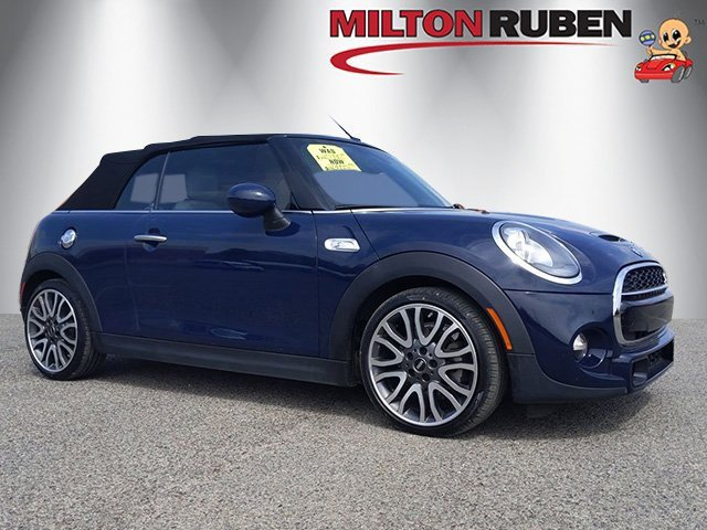 2018 MINI Cooper S Convertible image