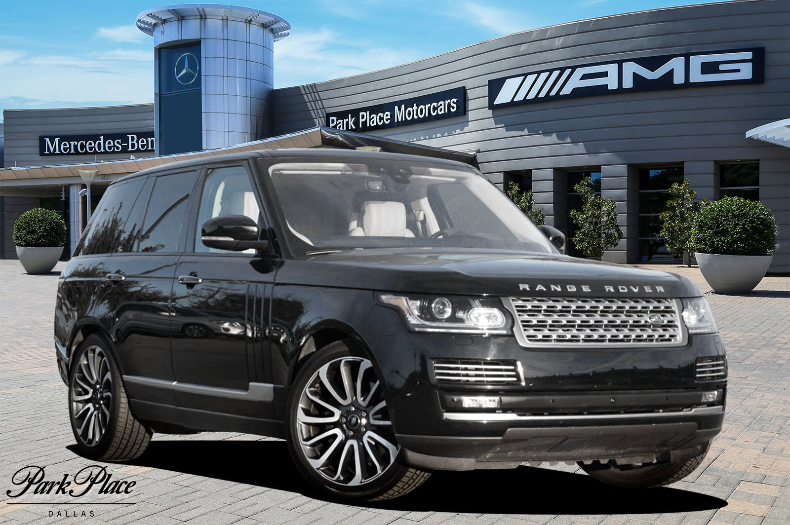 2017 Land Rover Range Rover Autobiography image