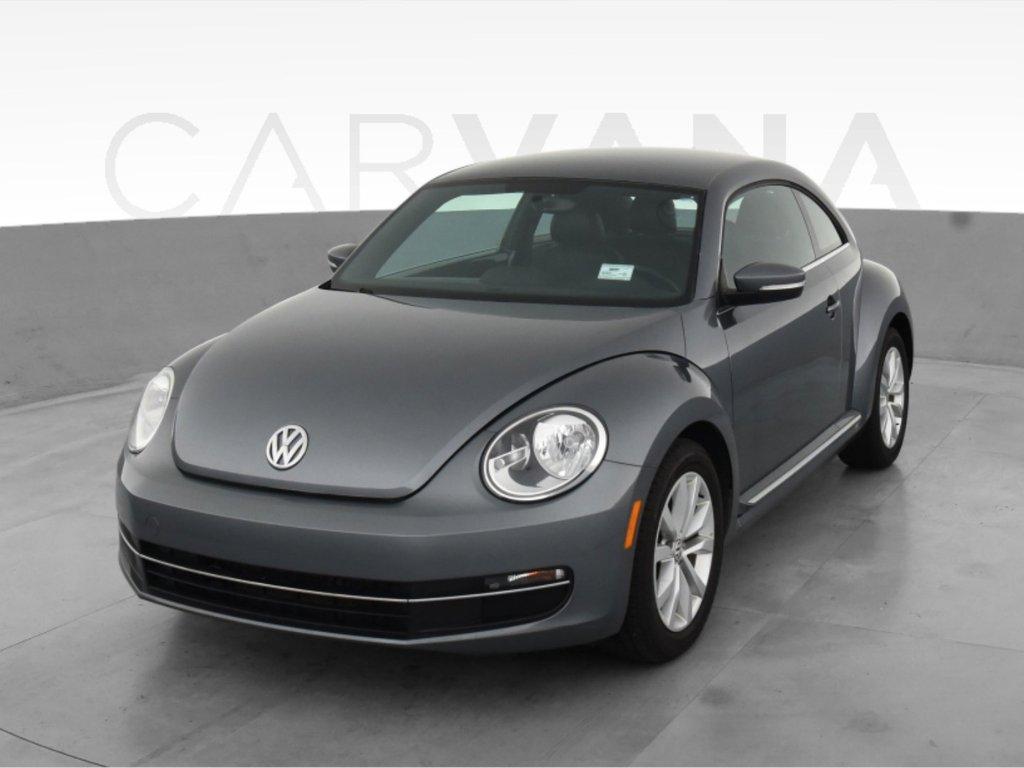 2014 Volkswagen Beetle TDI Coupe image
