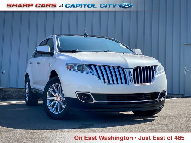 2011 Lincoln MKX 2WD image