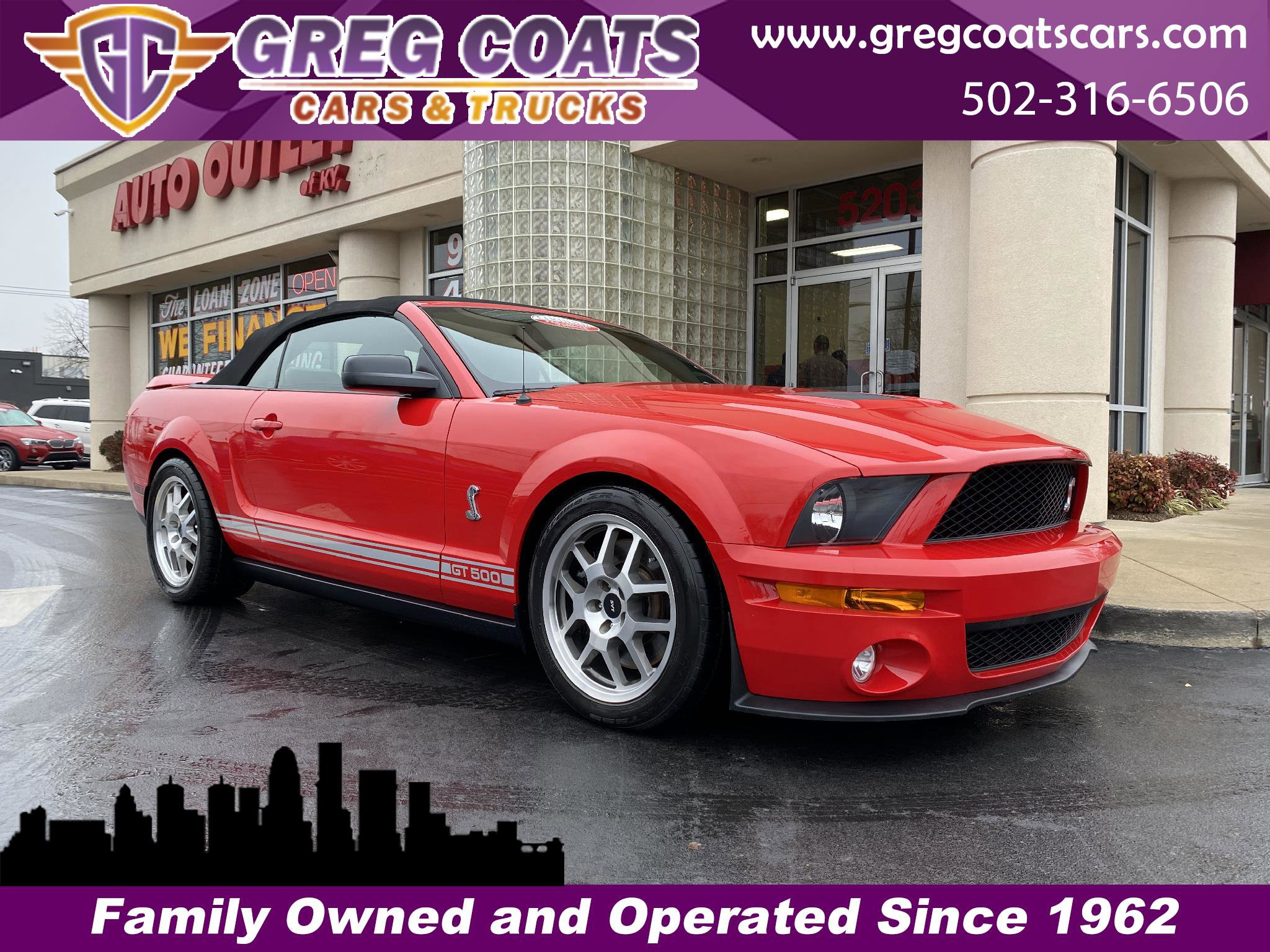 2007 Ford Mustang Convertible image