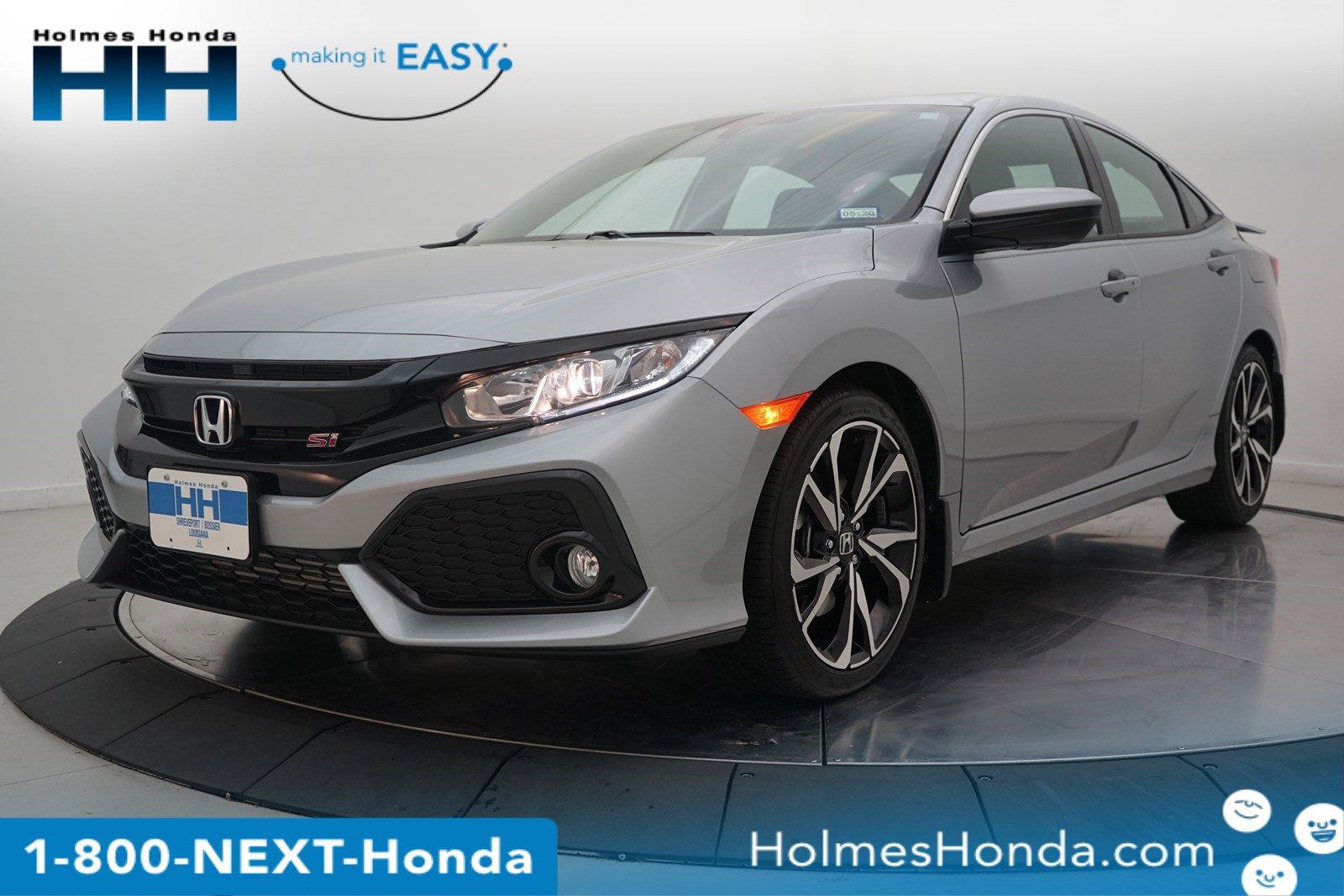 2018 Honda Civic Si Sedan image