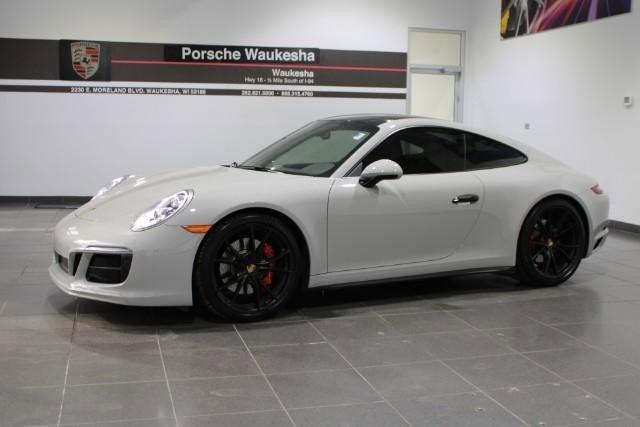2018 Porsche 911 Carrera 4S image
