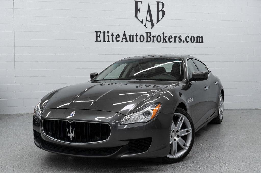 2015 Maserati Quattroporte S Q4 image