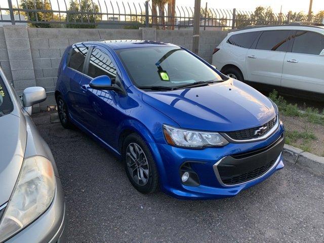 2018 Chevrolet Sonic LT Hatchback image