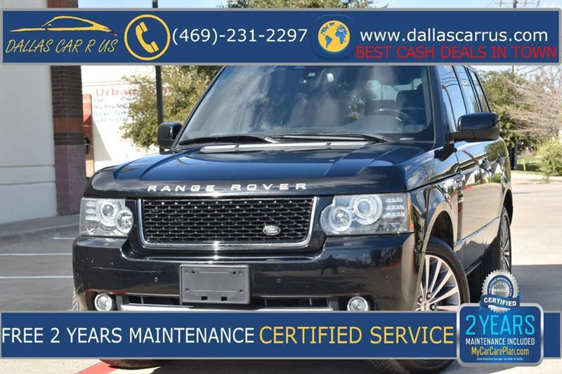 2010 Land Rover Range Rover Supercharged image