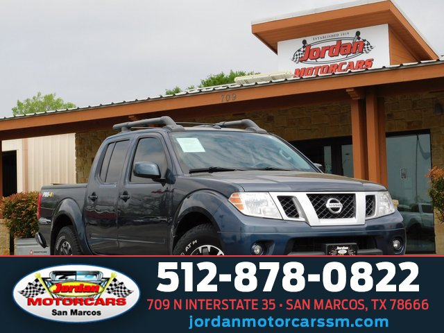 2016 Nissan Frontier PRO-4X image