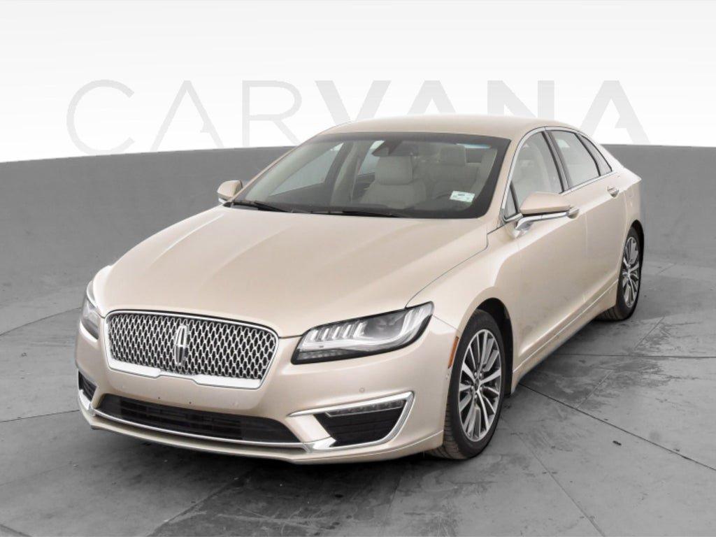 2017 Lincoln MKZ Select image